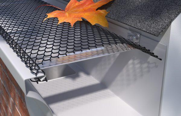 E-Z-Lock Regular Hole   Powder-Coated Steel…   E-Z Gutter Guards