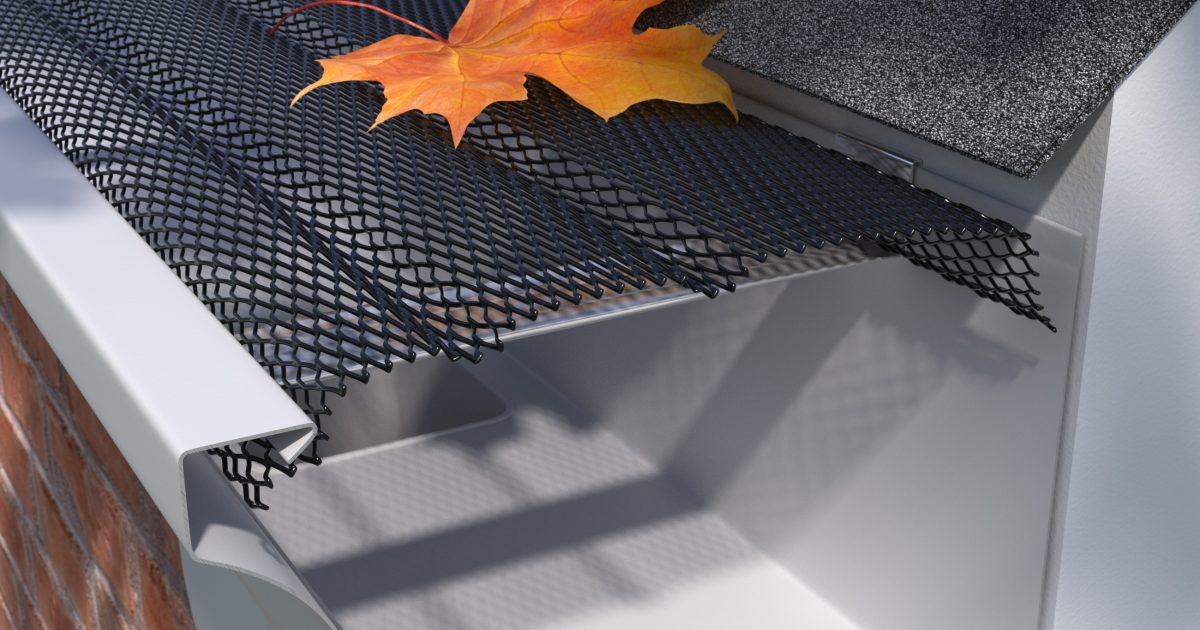 E Z Micro Mesh Premium Aluminum Screens E Z Gutter Guards