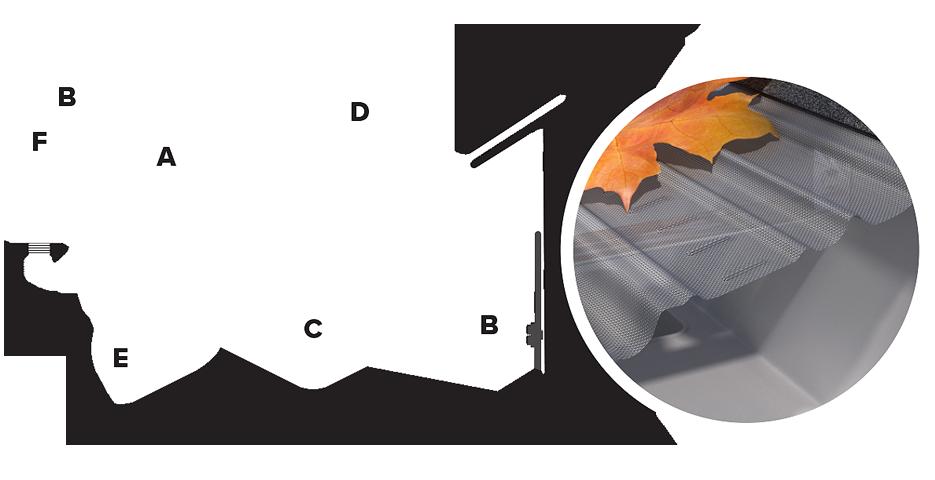 E-Z-Stainless Mesh Installation Diagram